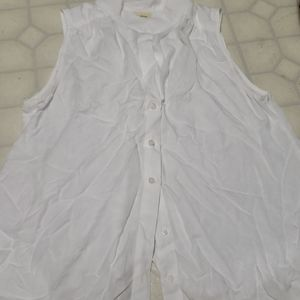 White button down blouse by Cloth and stone